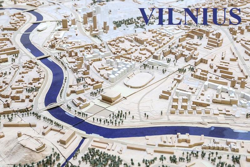 Baigta Vilniaus m. savivaldybės bendrojo plano baigiamojo etapo  sprendinių derinimo stadija